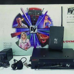 Pack de 2 Micrófonos Inalámbricos ELECTRO-VOICE